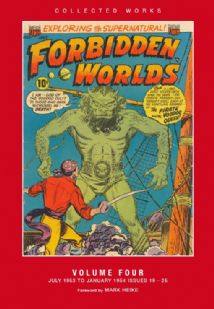 ACG Collected Works - Forbidden Worlds (Vol 4)